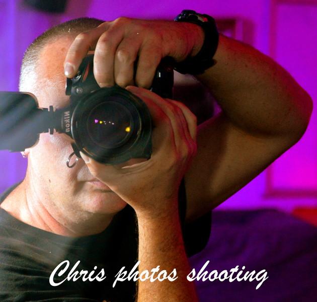 Book Photographe : Chris photos shooting