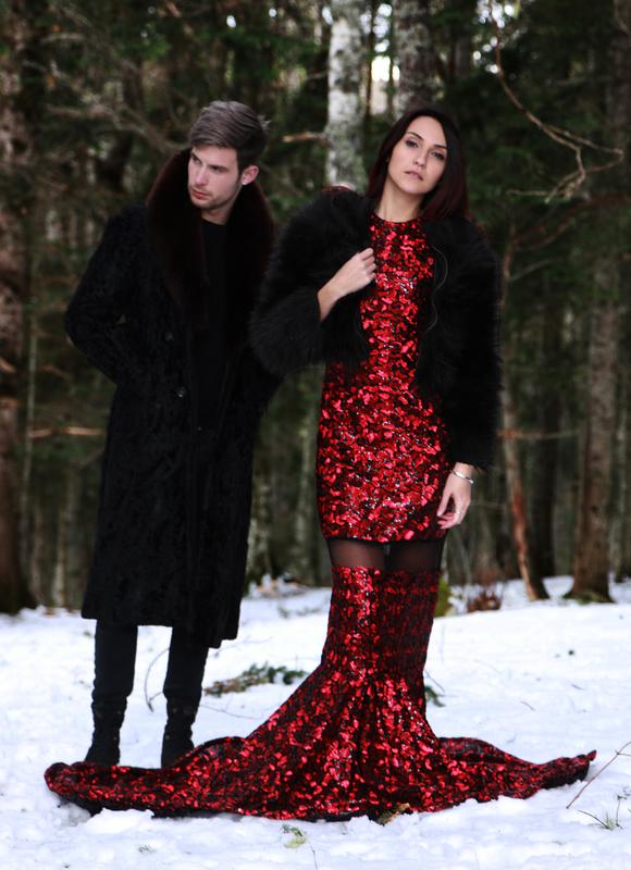 Photo de la galerie mode en ext rieur shameka mod le - Galerie mode d emploi ...