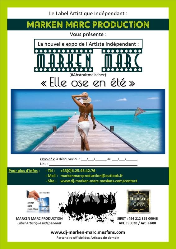 Book Photographe MARKEN MARC PRODUCTION ELLE OSE EN ÉTÉ
