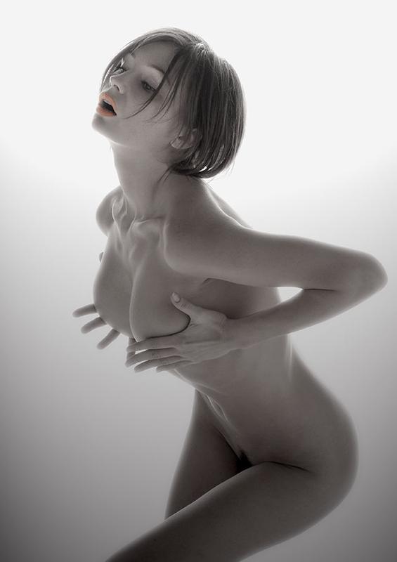 Book Photographe photo Jacques Coeman nus en noir et blanc