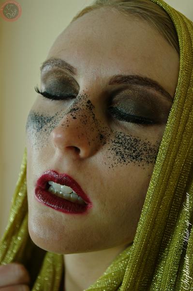 Book Photographe Photograph'éric Stéphanie-Actrice/modèle et Make-up : Kamar