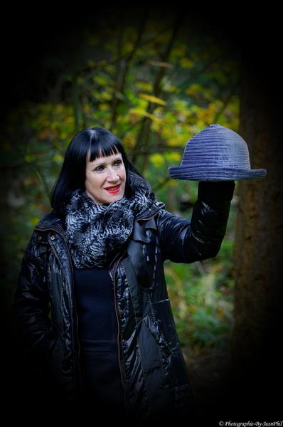 Book Photographe Photographie-By-JiPeLeg La Femme au Chapeau