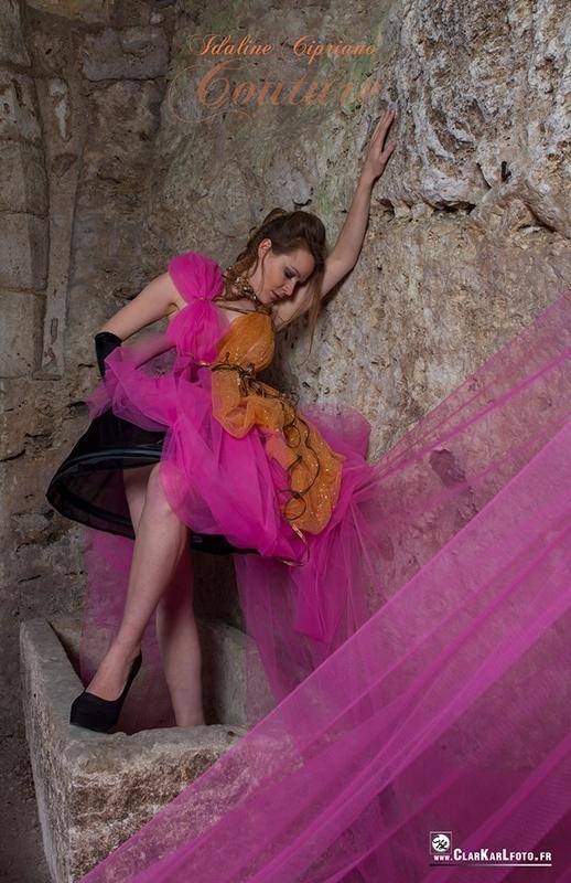 Styliste : Idaline Cipriano / photo : Karl Deligne