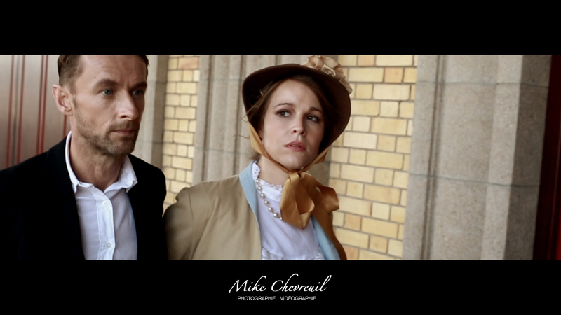 Photo Mike Chevreuil - Clip Le grand navire