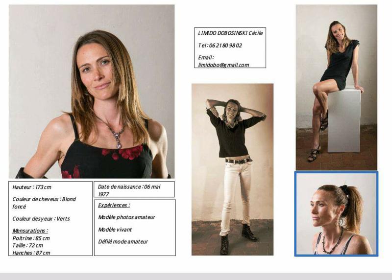 Envie de devenir modèle photo ?