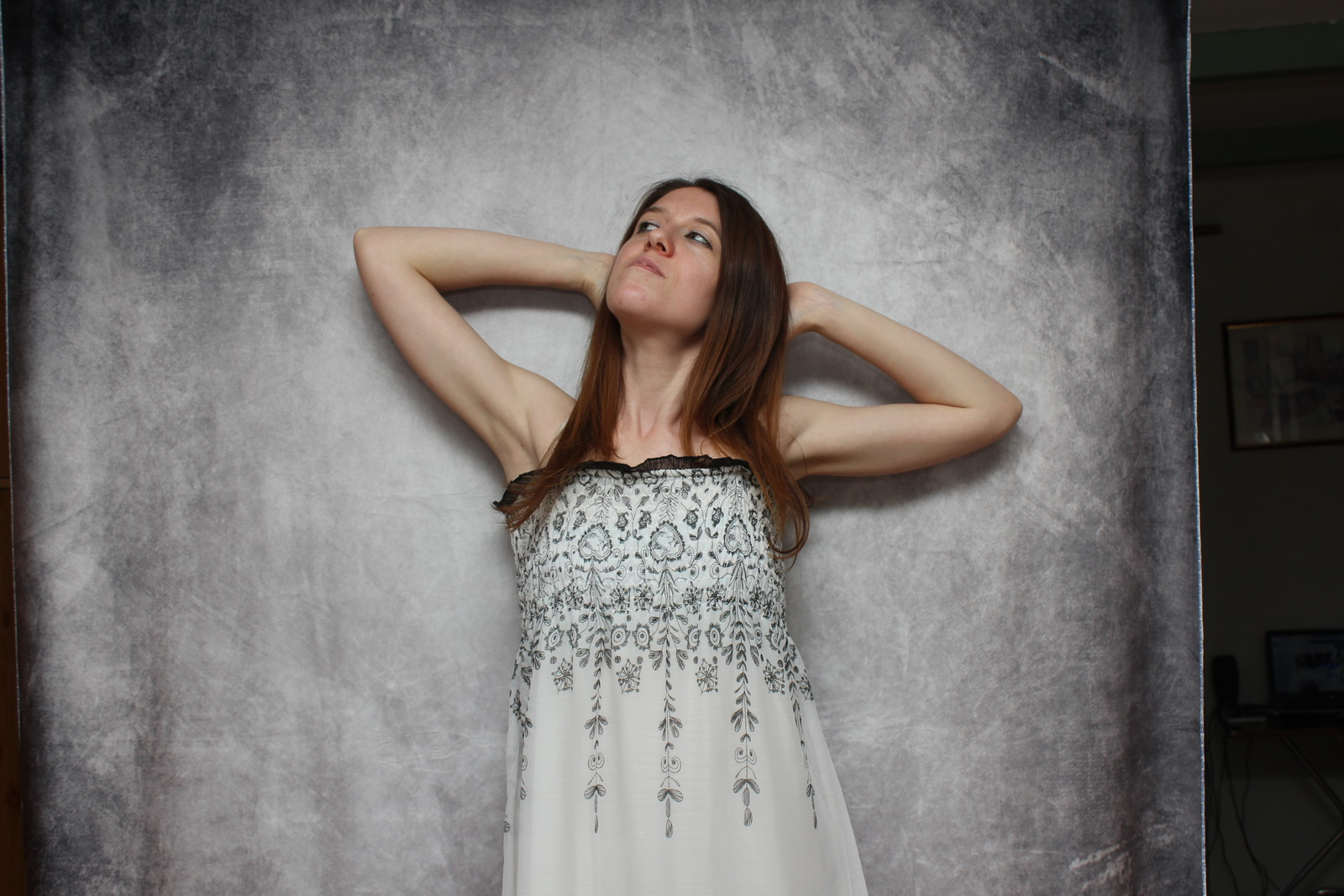 Shoot Habiller Modele Photo Amatrice Modele Debutant De 26ans A Maclas